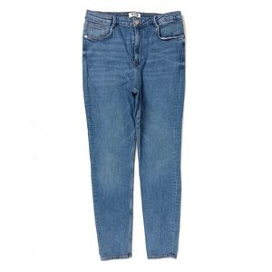Zara Trafaluc Denim Collection Skinny Denim Jeans